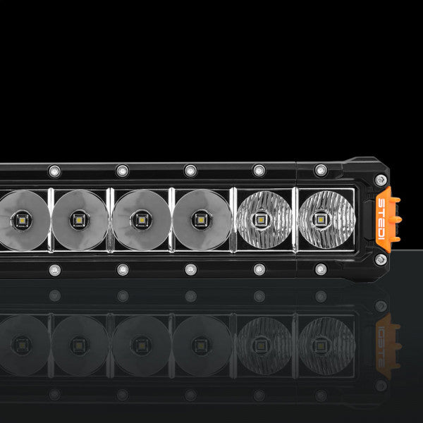 Stedi ST3301 18.6 inch 12 Cree LED Single Row Light Bar