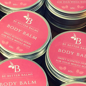 Herbal Whole Body Balm 30g & 60g