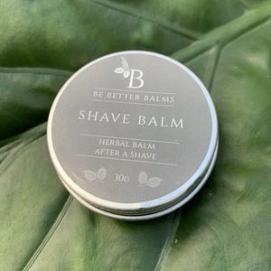 Shave Balm 30g