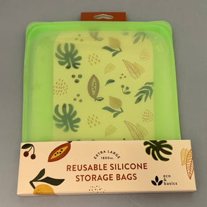 Reusable Silicone Storage Bag - Extra Large