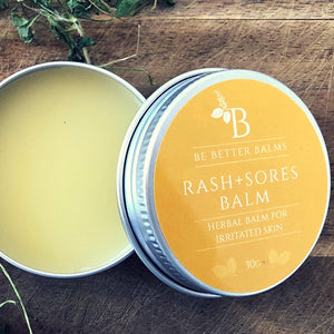 Herbal Rash & Sore Balm 30g