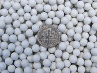2 Lb. 6 mm Polishing Sphere Non-Abrasive Ceramic Rock Tumbling Media - Algrium
