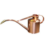 Haws 1 Quart Metal Watering Can With Rose - Copper