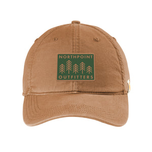 Carhartt x NorthPoint Outfitters Cotton Canvas Hat