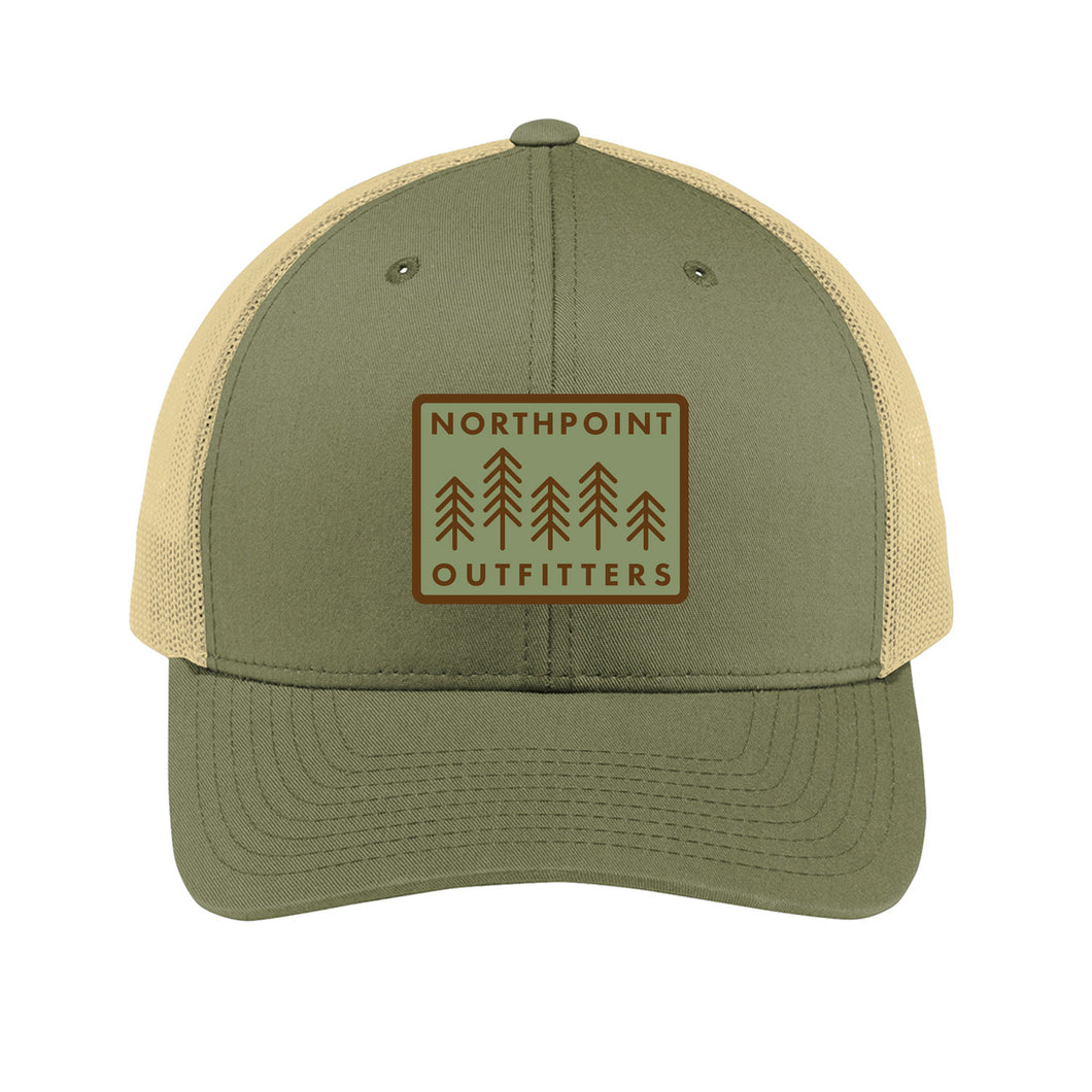 NorthPoint Outfitters Patch Hat