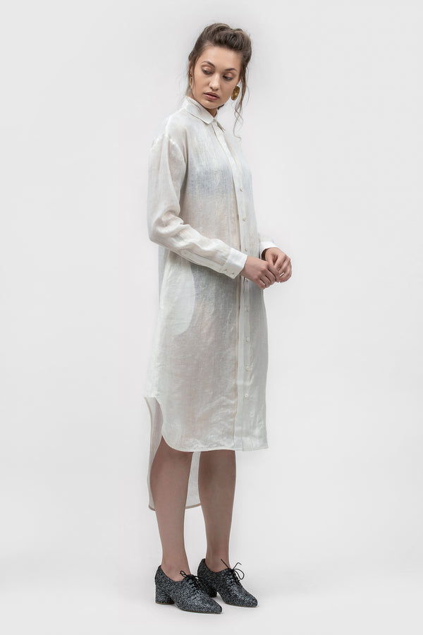 Baria Shirt Dress
