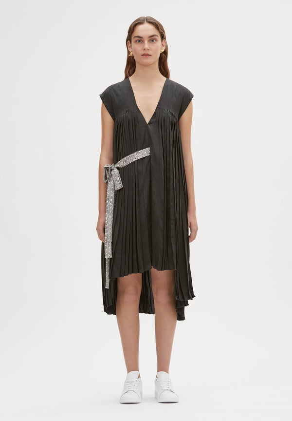 Riyaaz Pleated Dress