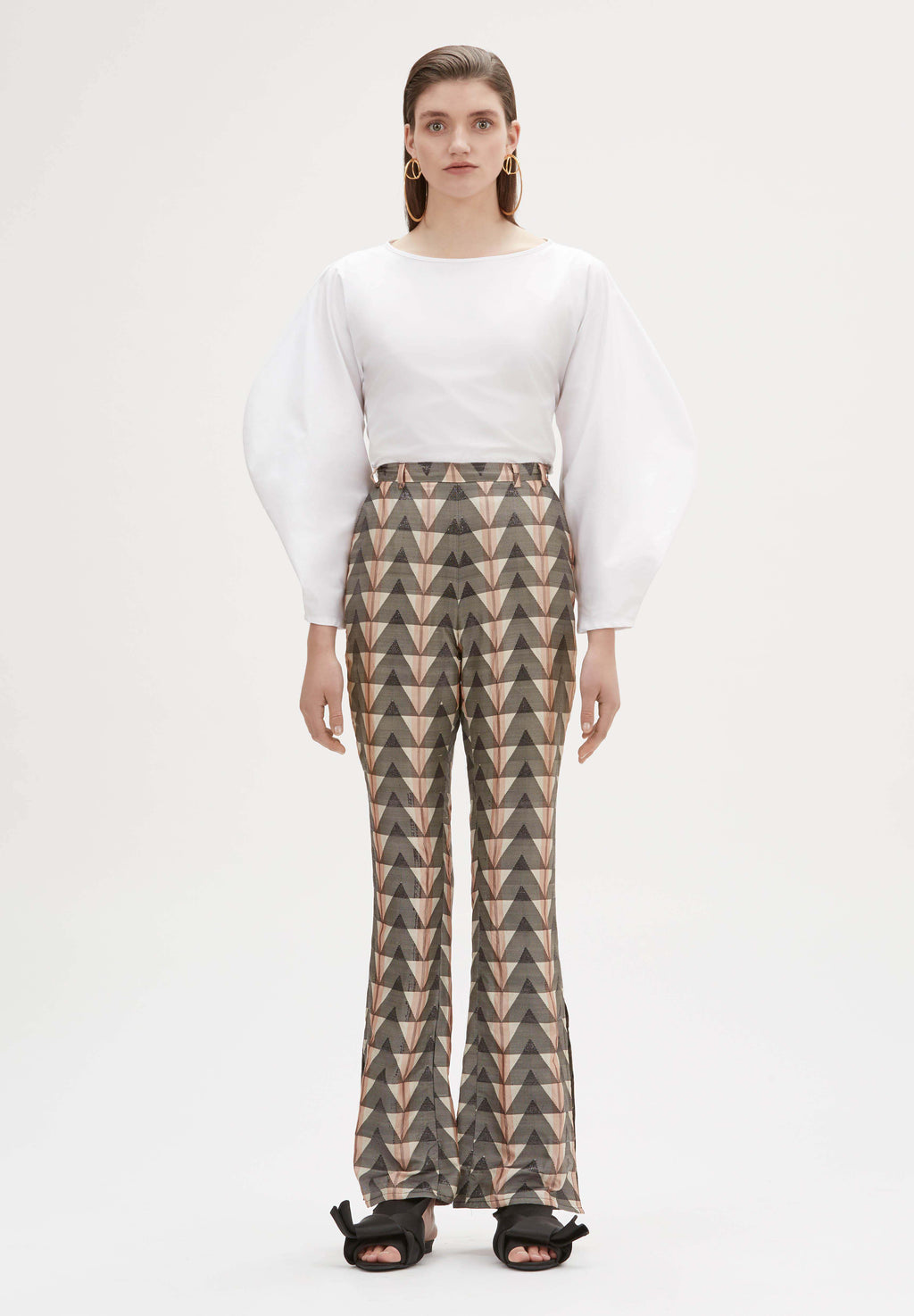 Farida Hand-Loomed Pant