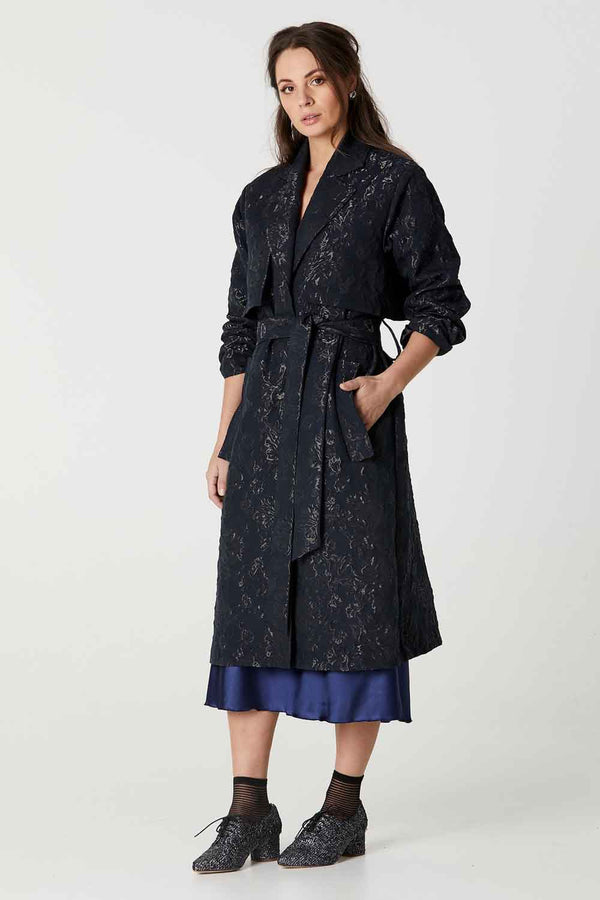 AABROO TRENCH COAT