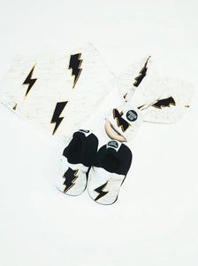 Lightening Bolt Bib