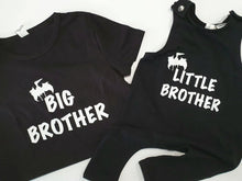 Load image into Gallery viewer, Little Brother- Slouch Romper
