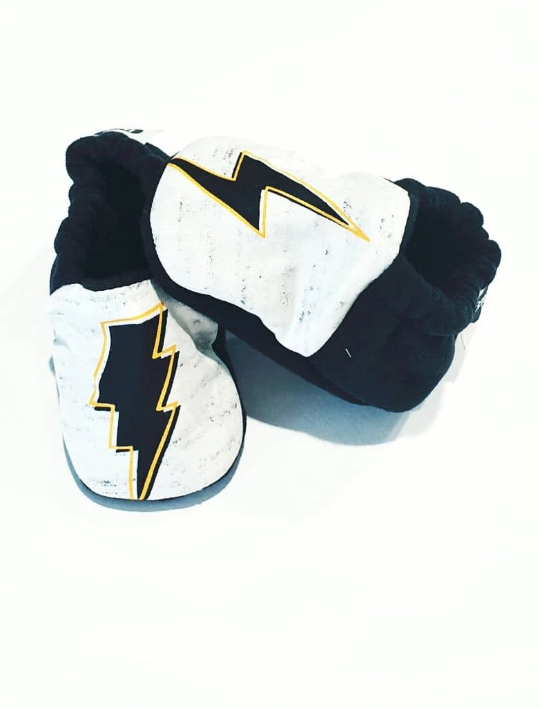 Lightening Bolt Shoes