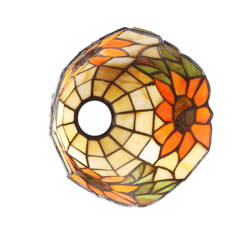 Mediterranean Style Moroccan Lamp Stained Glass Shade LED Pendant Lights for Hallway Aisle Corridor. (LS2,022)