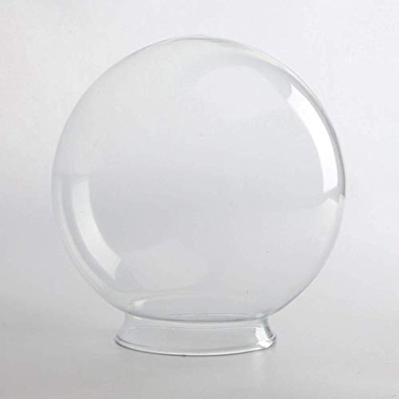 Replacement Glass Shades Clear Glass  Frosted Glass opal white glass Bubble glass(10 inches)