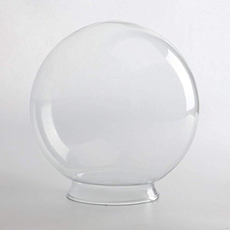 Replacement Glass Shades Clear Glass  Frosted Glass opal white glass (14 inches)