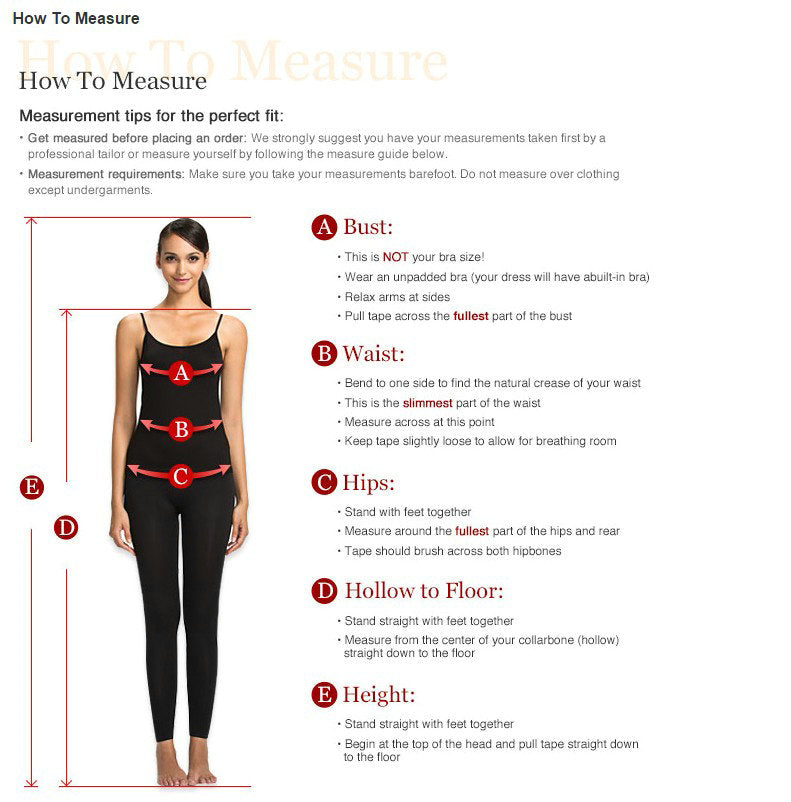 Measurement form