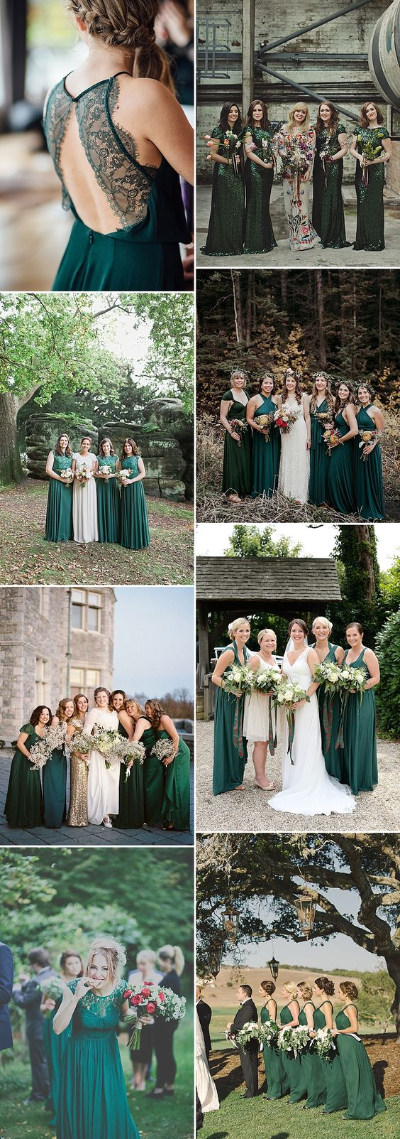 Autumn Bridesmaid Dress Trends
