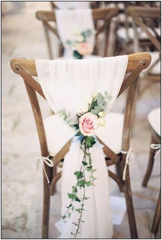 cheap wedding chair ideas