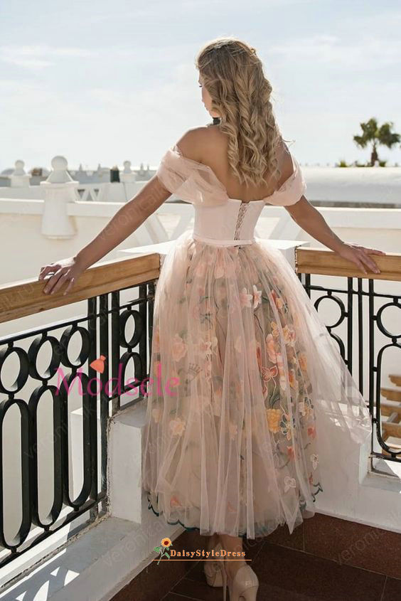 vintage ball gown party dress