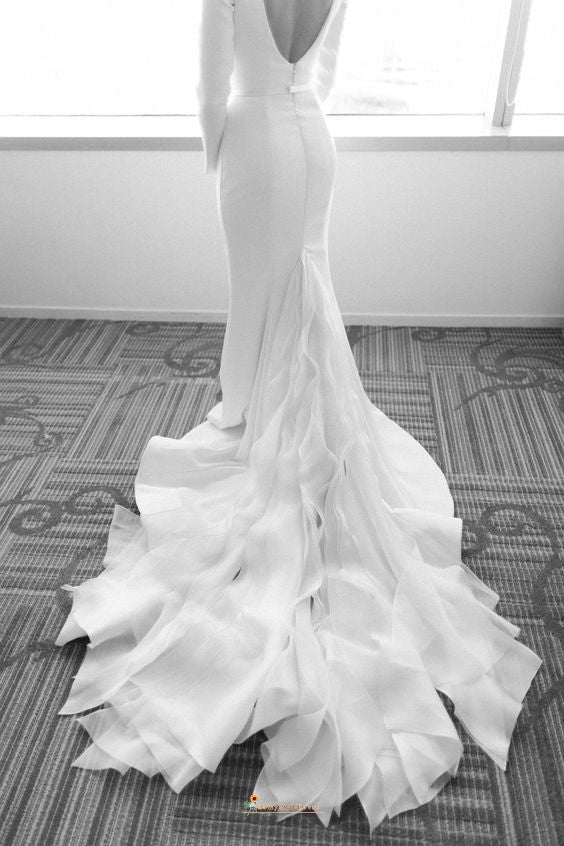 fit wedding dress