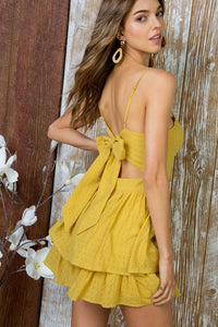 Hello Sunshine Romper