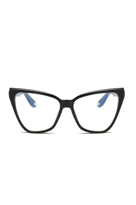 Monique Blue Light Blocker Cat Eye Glasses