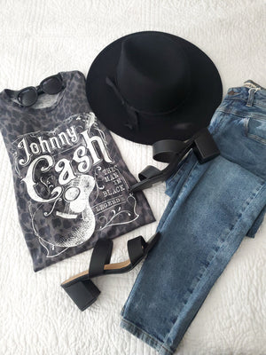 Johnny Cash The Man in Black Top