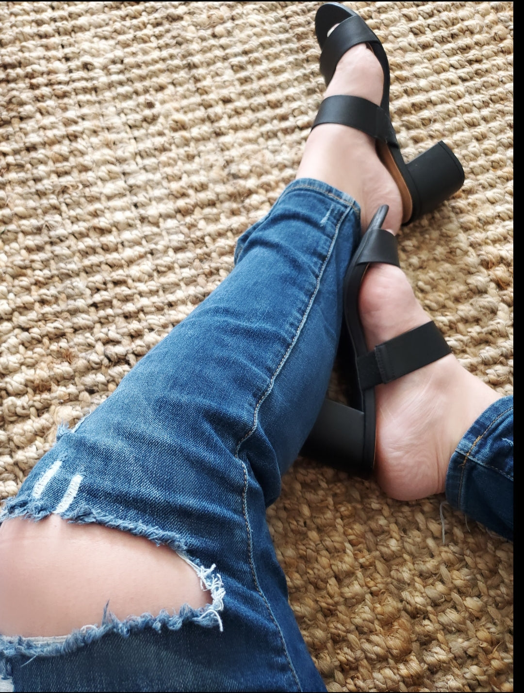 The Quynh Double Strap Shoe