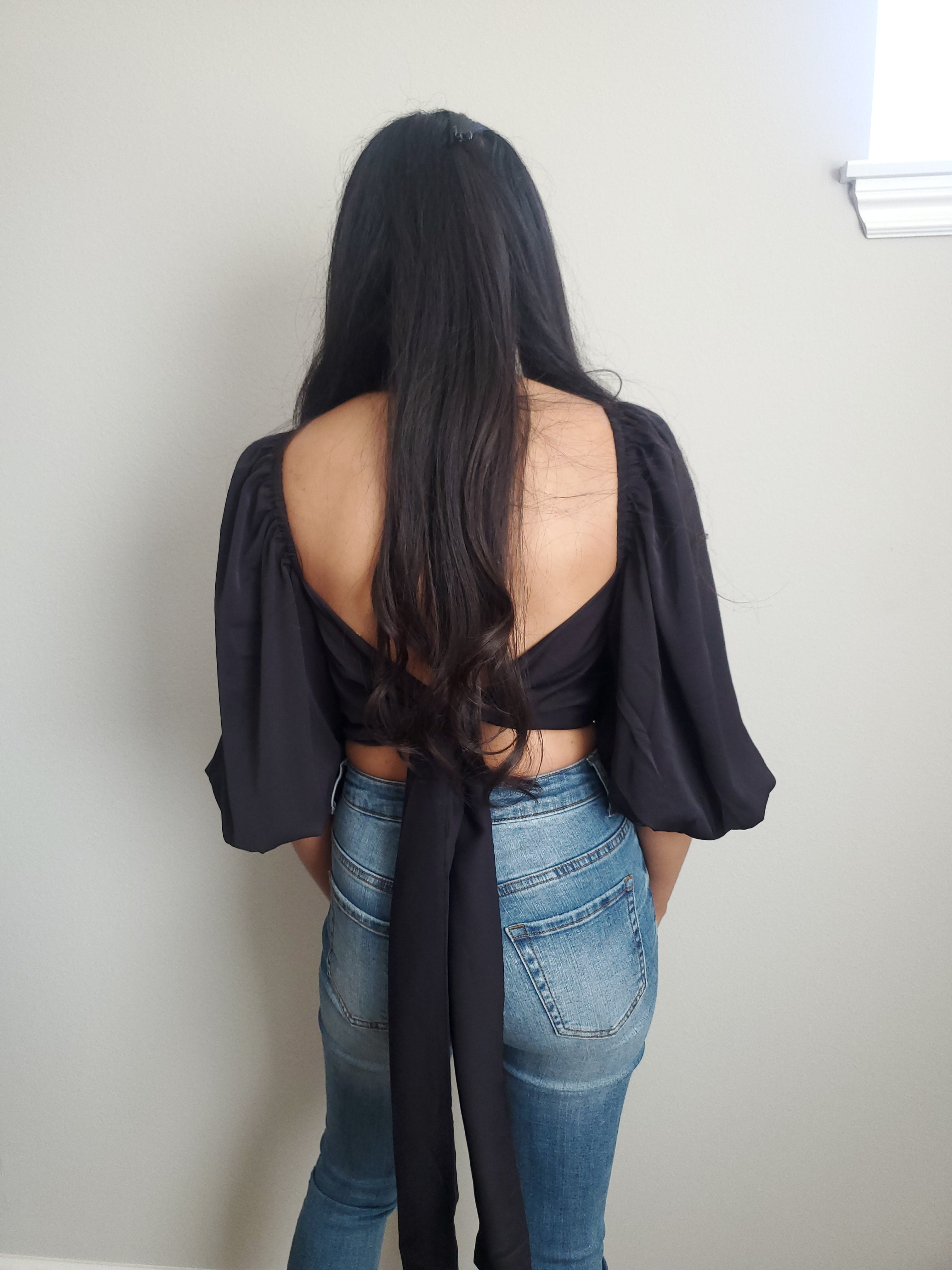 Turning Heads Ruched Bust Top