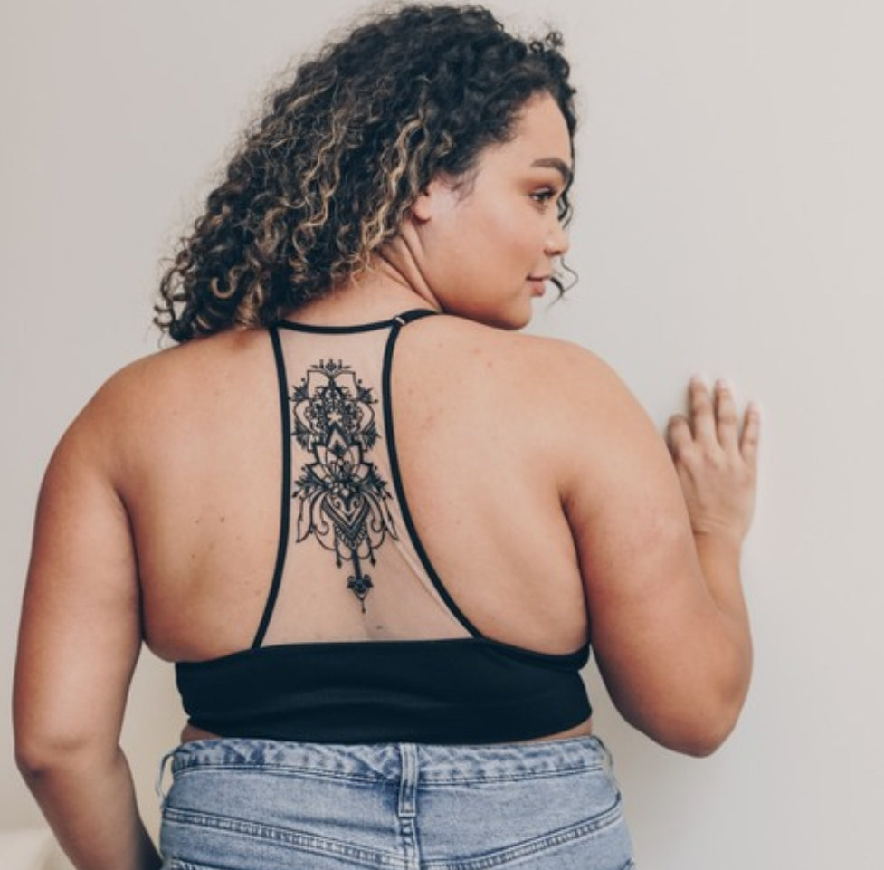 Tattoo Bralette