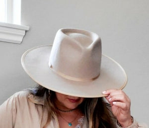 Claudia Rancher Ultra Structured Hat
