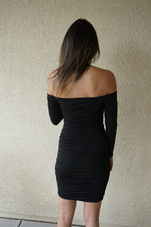 Take Me Out Tonight Dress