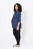 Koka Mama Maternity 3/4 Sleeve Top
