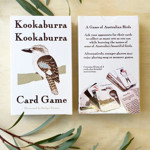 Kookaburra Kookaburra Card Game