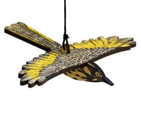 New Holland Honeyeater - Mobile