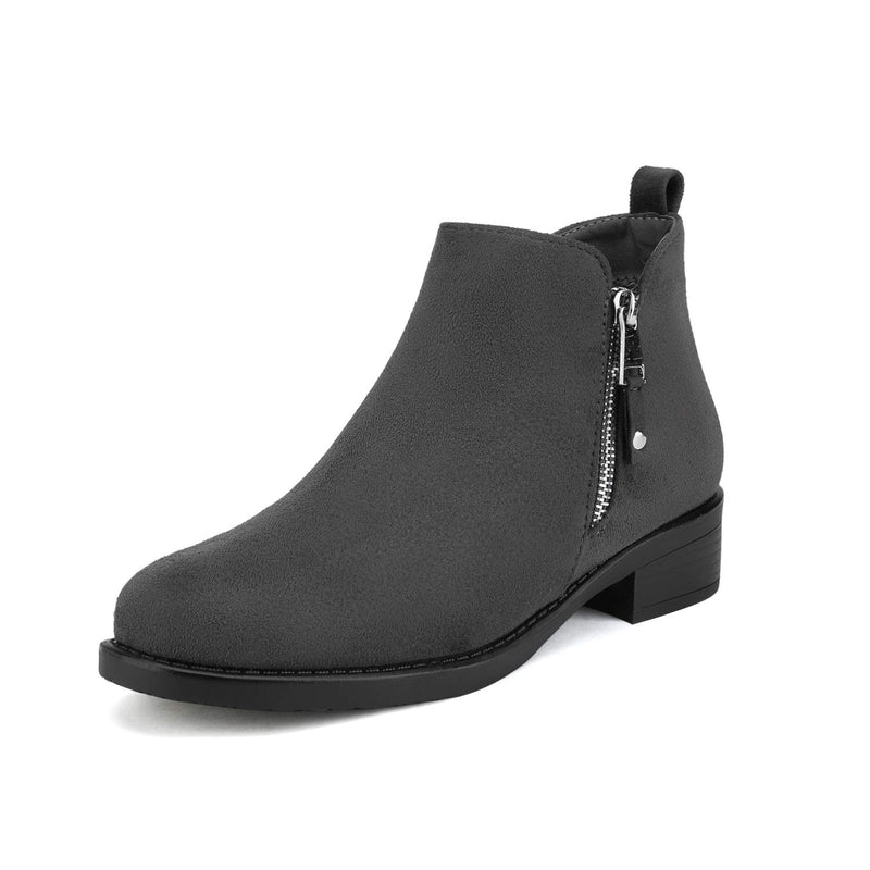 DREAM PAIRS Women's Fashion Winter Ankle Boots