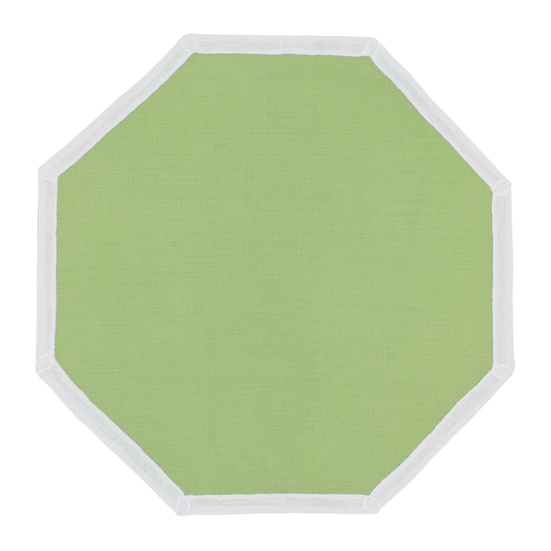 Bamboo Placemat Lime, Set of 2