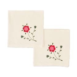 Marguerite Dinner Napkins, Set of 2