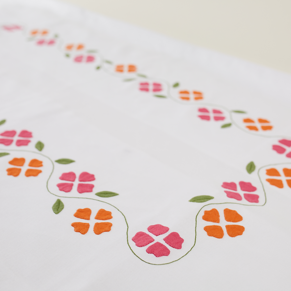 Matisse Floral Tablecloth