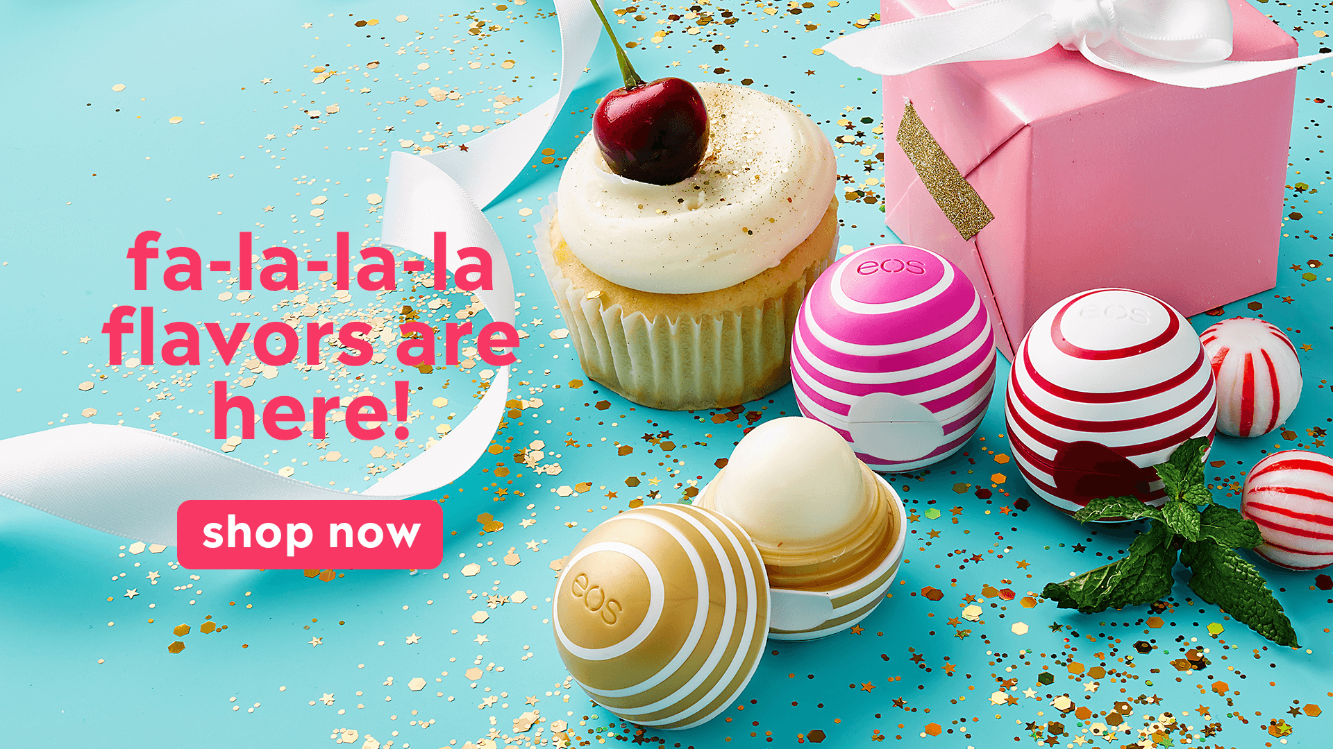 fa -la-la-la flavors are here!
