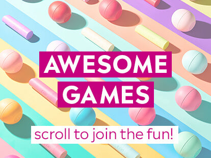 play our awesome games