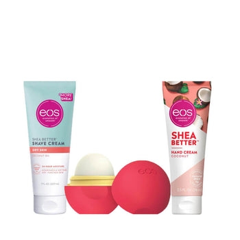 Loco for coco 3 pack lip & body care set - evolutionofsmooth