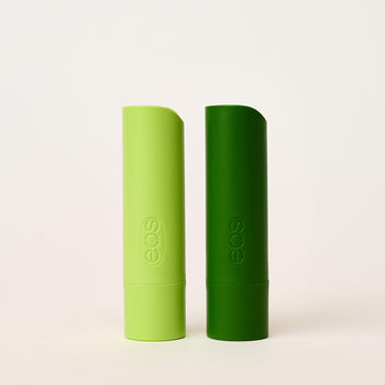 happy brownie and happy herb™ 2-pack lip balm - eos