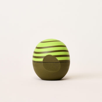 happy brownie lip balm - eos