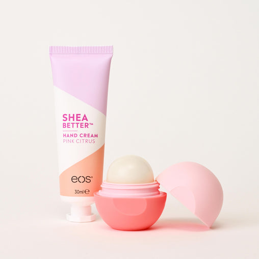 you're the zest lip balm and hand cream - eos - alt image 2