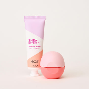 you're the zest lip balm and hand cream - eos - alt image 3