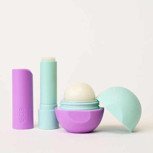 eucalyptus stick and sphere lip balm - eos - alt image 2