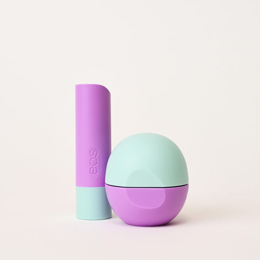 eucalyptus stick and sphere lip balm - eos - alt image 1