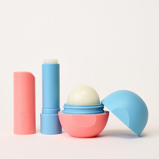 lychee martini stick and sphere lip balm - eos - alt image 2