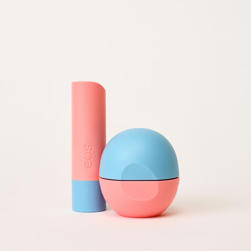 lychee martini stick and sphere lip balm - eos - alt image 1
